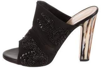 Maiyet Embellished Mule Sandals