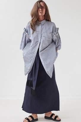 Mother of Pearl Ellar Stripe Shirt