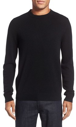 Men's Big & Tall Nordstrom Crewneck Cashmere Sweater $165 thestylecure.com