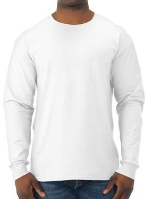 Blend of America Jerzees Men's Heavyweight Long Sleeve T shirt