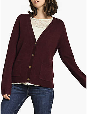Fat Face Charlotte Cashmere Cardigan