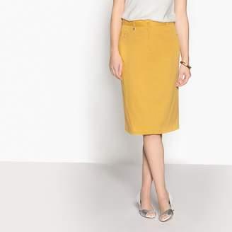 Anne Weyburn Plain Straight Skirt