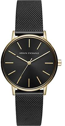 Armani Exchange Women's Stainless Steel Watch AX5548