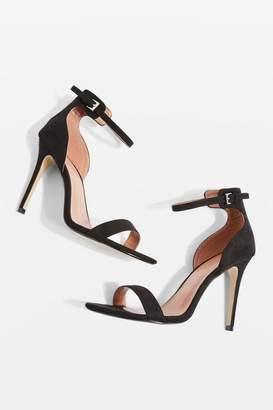 Topshop Marcelle Two Part Sandals