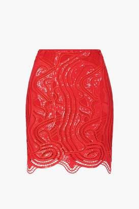 Sass & Bide The Lace Escape Skirt