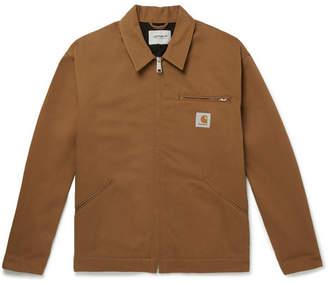 Carhartt WIP Og Detroit Cotton-Twill Field Jacket