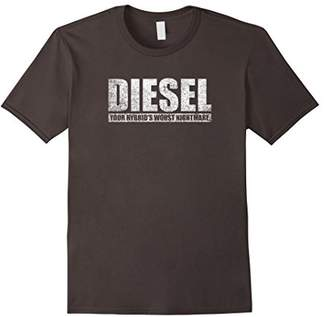 Diesel Mens Funny Truck T-Shirt