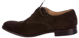 Church's Church's Suede Derby Shoes