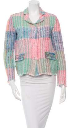 Balmain Wool Tweed Jacket