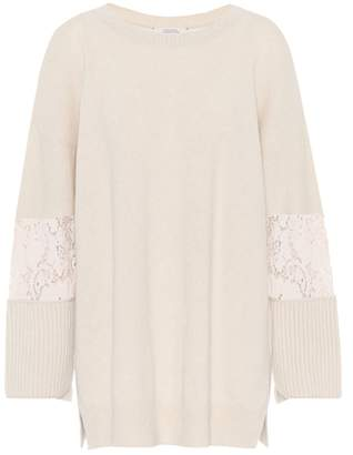 Schumacher Dorothee Favourite Destination wool-blend sweater
