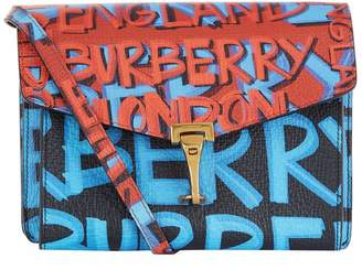 Burberry Small Graffiti Cross Body Bag