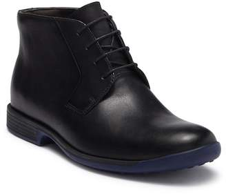 Camper Bowie Leather Chukka Boot