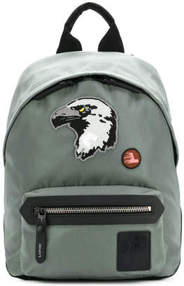 Lanvin eagle backpack