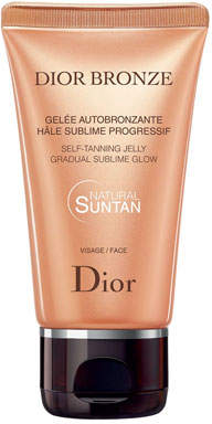 Christian Dior Bronze Self Tanning Jelly for Face, 1.7 oz./ 50 mL