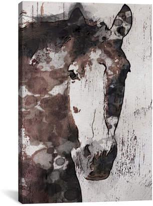 iCanvas Icanvasart Gorgeous Horse Iv Canvas Wall Art