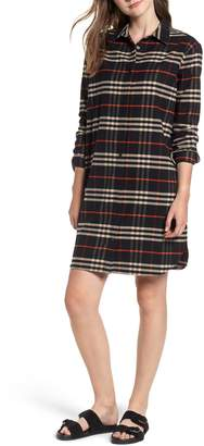 Scotch & Soda Check Shirtdress