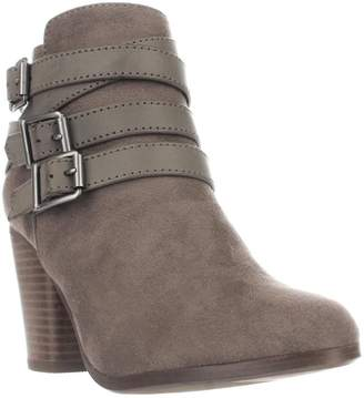 Material Girl Womens Minah Closed Toe Ankle Fashion Boots