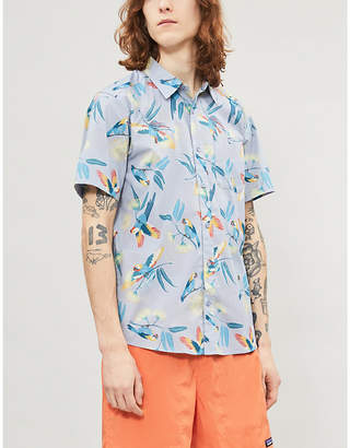 Patagonia Go To organic cotton-blend shirt
