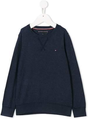 Tommy Hilfiger Junior crewneck sweater