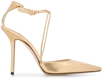 Jimmy Choo Leta 100mm pumps
