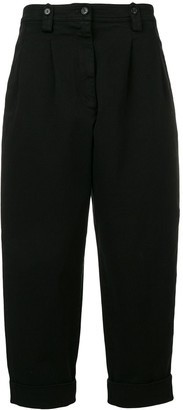 No.21 relaxed fit trousers