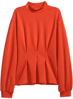 H&M Jersey Top - Orange