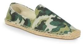 Soludos Camouflage Smoking Espadrilles
