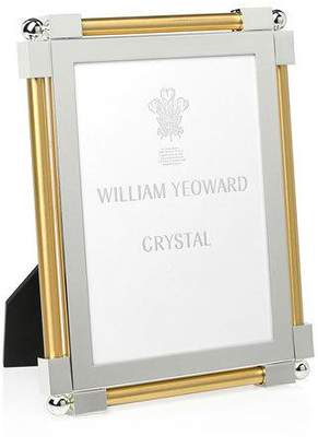 "William Yeoward Classic Gold-Tone 5"" x 7"" Picture Frame"