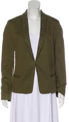 Hache Long Sleeve Lightweight Jacket