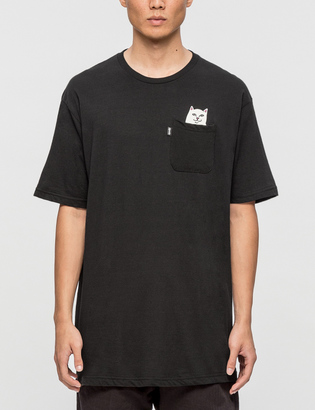 Ripndip Lord Nermal Pocket T-Shirt $30 thestylecure.com