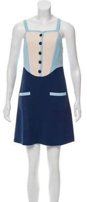 Marc Jacobs Sleeveless Silk Dress w/ Tags