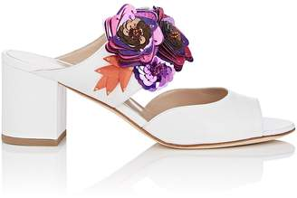 Women's Viola Leather Mules
