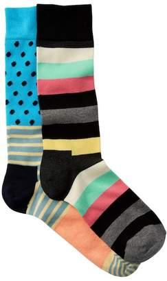 Happy Socks 2-Pack Socks
