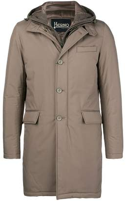 Herno double padded coat
