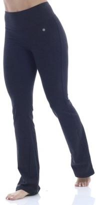 Bally Total Fitness Women's Core Active Tummy Control Yoga Pant Regular Length