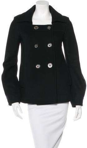 CelineCéline Cashmere & Wool-Blend Coat