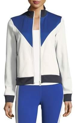 Tory Sport Chevron Track Jacket