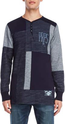 PRPS Megabyte Fleece Henley