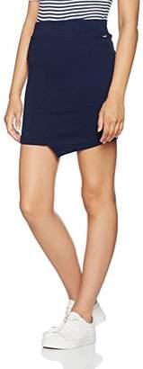 Tom Tailor Women's Mini Waffle Skirt,(Manufacturer Size: Small)