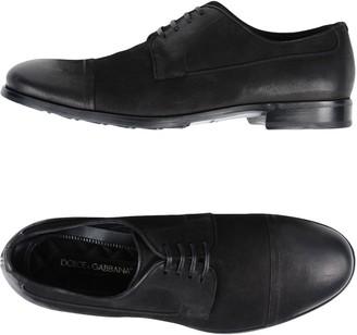 Dolce & Gabbana Lace-up shoes - Item 11511655HN