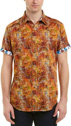 Robert Graham Aintree Classic Fit Woven Shirt