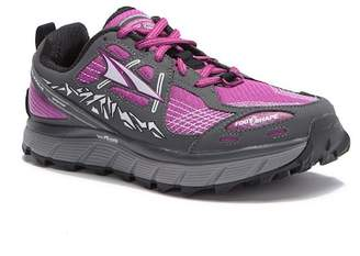 Altra Lone Peak Purple Running Sneaker