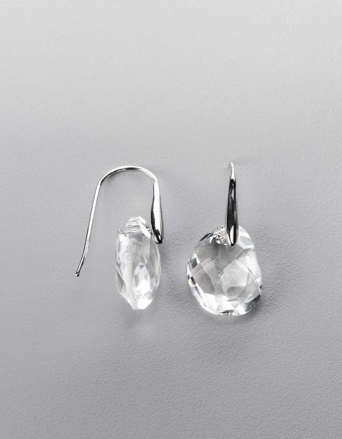 SWAROVSKI Swarovski Crystal Drop Earrings