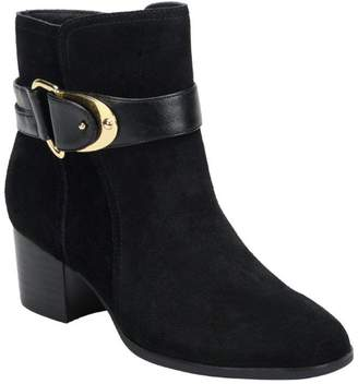Sofft Suede Ankle Boots - Nadra