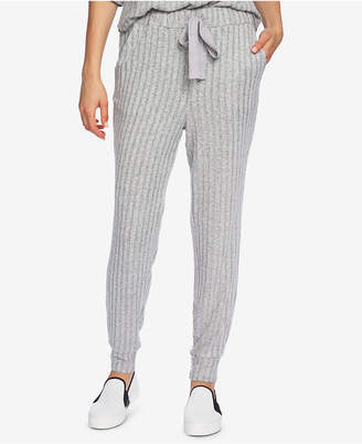 1 STATE 1.state Ribbed Jogger Pants