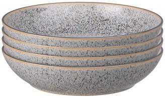 Denby Studio Craft Grey 4 Piece Pasta Bowl Set