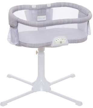 Halo R Innovations(R) Bassinest LUXE Plus Bedside Swivel Sleeper
