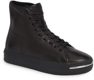 Alexander Wang Pia High Top Sneaker