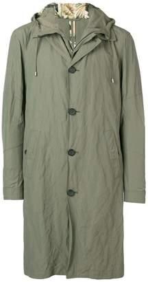 Etro utility parka jacket