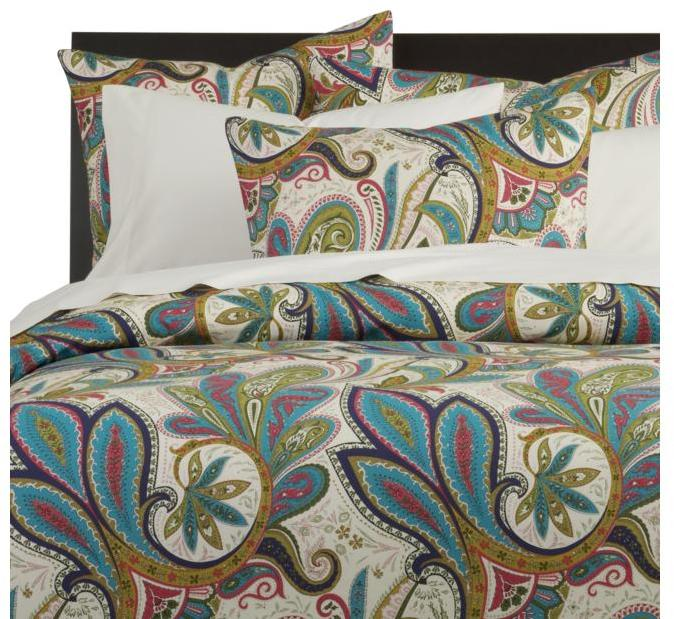 Nina Paisley Pillow Sham